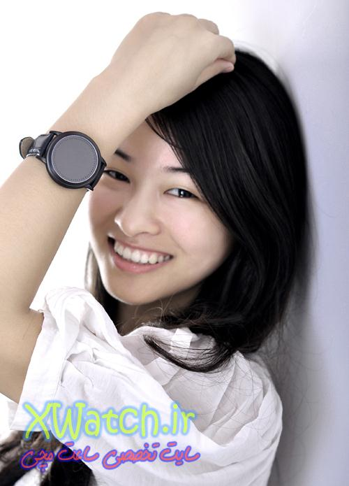 ساعت لمسي دخترانه